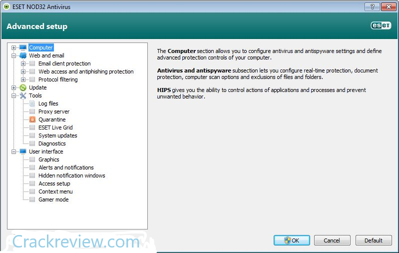 ESET NOD32 Antivirus 11 Crack & Keygen Full Version Free Download