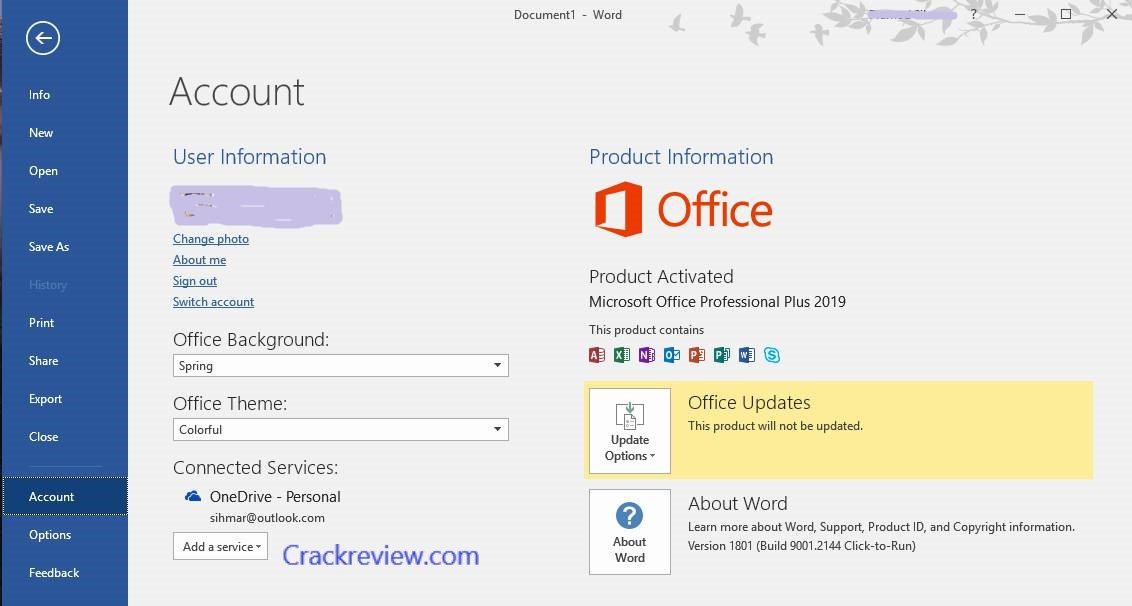 Microsoft Office 2019 Full ISO Setup Free Download