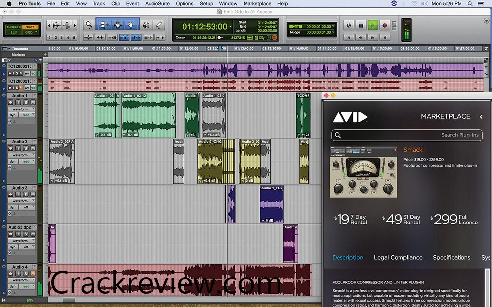 AVID Pro Tools 12 Full + Crack Download 2018 [Latest]