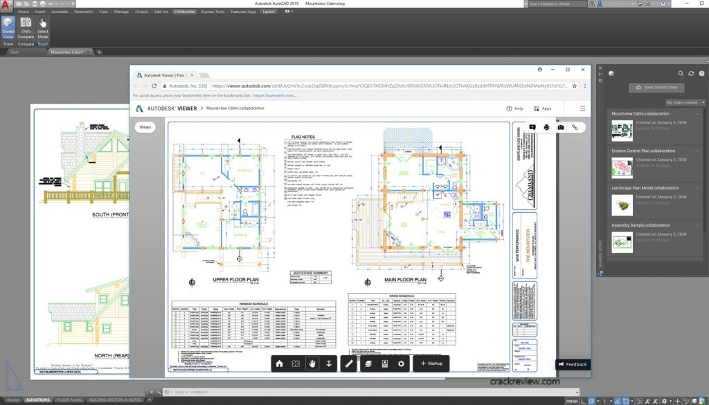 Autodesk AutoCAD 2019 license key