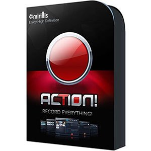 Mirillis Action 3.0 Crack With Serial Key 2018 Full Version