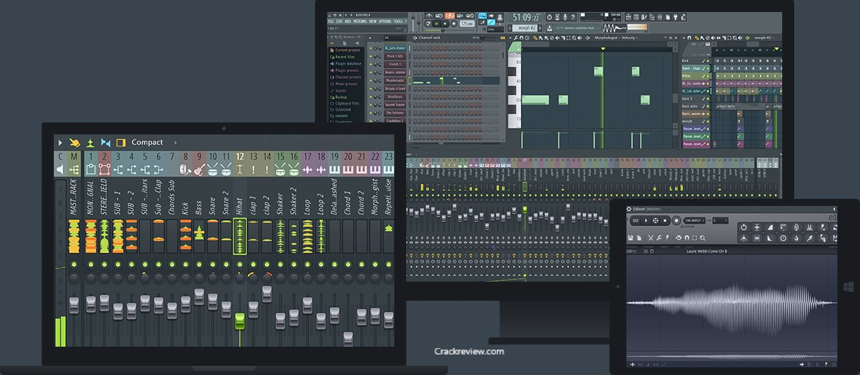 FL Studio 20.7.0 Crack + Registration Key 2020 Download
