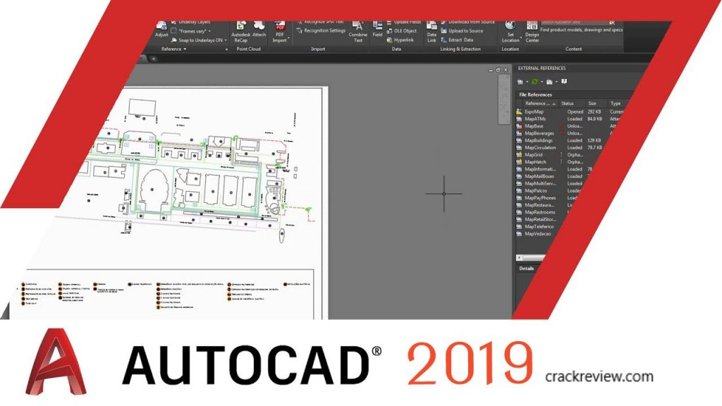 Autodesk Autocad 2019 Crack + Serial Key Full Download 2020