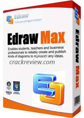 Edraw Max 9.3 Crack + Serial Key Free Download [2019]