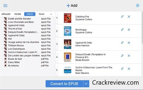 Epubor Ultimate Converter 3 Crack + Keygen Free Download [Latest]