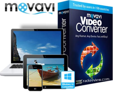 Movavi Video Converter 19 Crack Keygen & Activation Serial Key Download