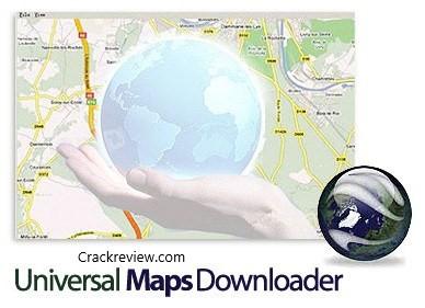 Universal Maps Downloader 9.973 Crack + Keygen Free Download [Updated]