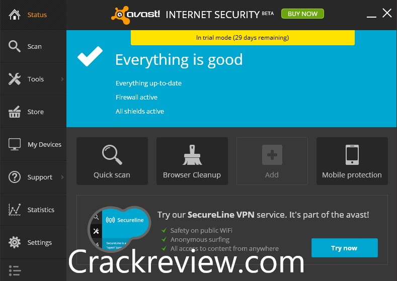 Avast Internet Security 20.3.5200 Crack + Activation Code Download