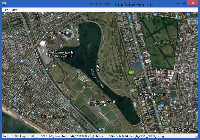 Universal Maps Downloader 9.986 Crack + Keygen Free Download