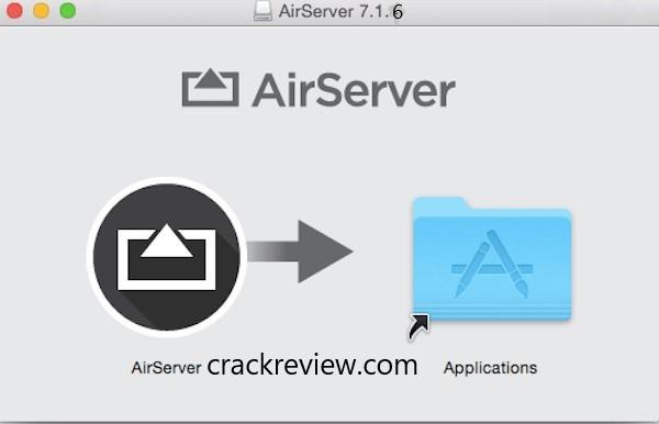 AirServer 5.6.2 Crack + Activation Code Free (64/32-bit) 2020