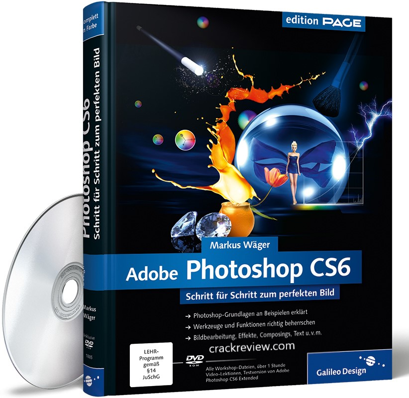 Adobe Photoshop CS6 Crack + Serial Key Free Download 2020