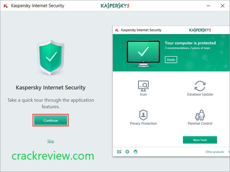 Kaspersky Internet Security 2020 Crack + Activation Key Download