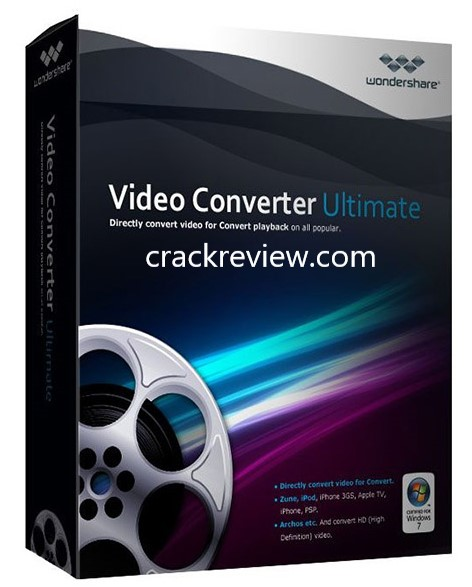 Wondershare Video Converter Ultimate 11.7.6 Crack + Keygen Download