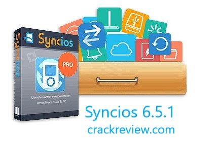 Syncios 6.5.1 Crack + Keygen Free Download