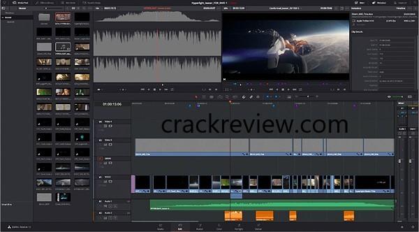 Davinci Resolve 16 Crack + Activation Key Full Download [Latest] 2020