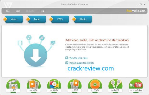 Freemake Video Converter 4.1.11.58 Crack + Activation Key Download 2020