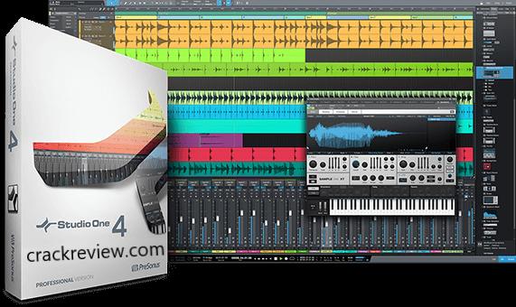 Studio One 5.0.1 Crack + Keygen Free Download 2020