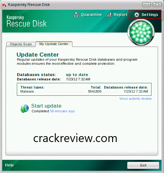 Kaspersky Rescue Disk 2020.06.21 Crack + Serial Key Download