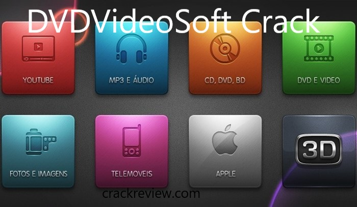 DVDVideoSoft Crack + Premium Key 2020 Free Download