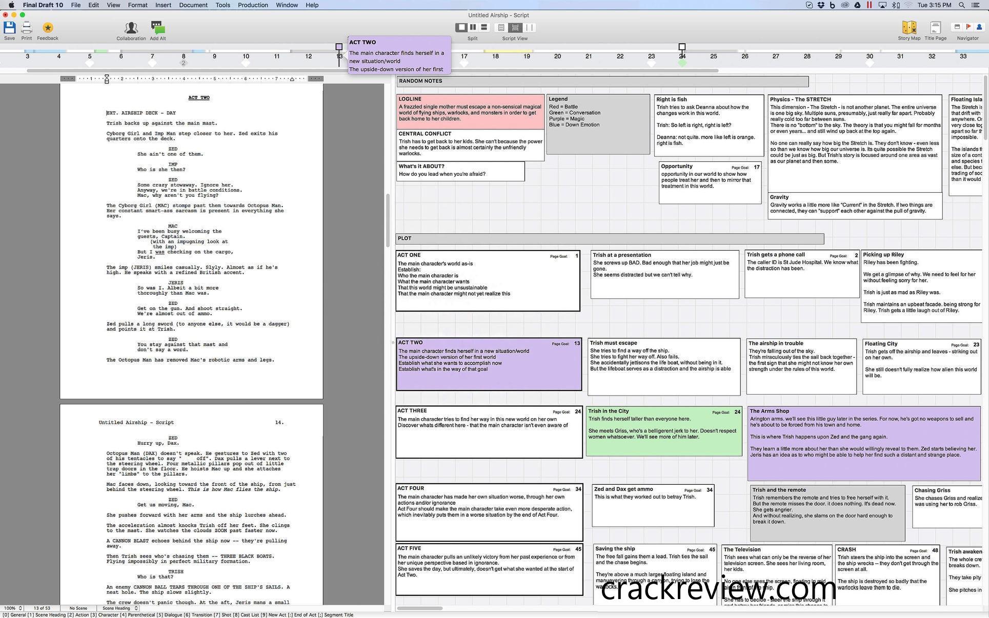 Final Draft 11 Build 63 Crack + Keygen Full Torrent Download