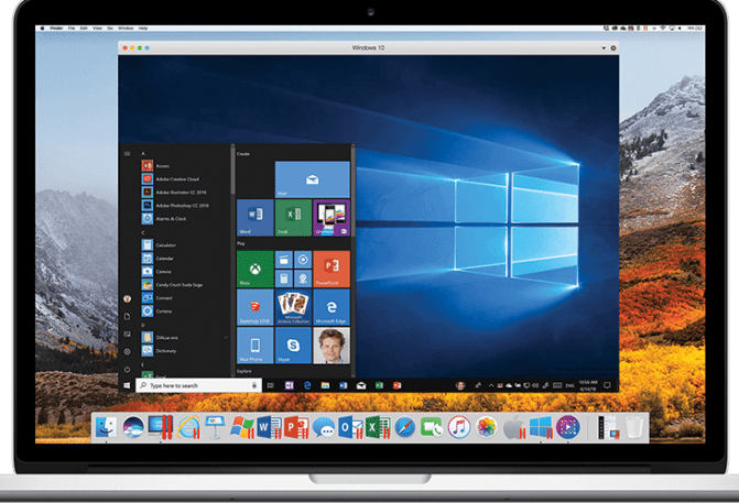 Parallels Desktop 15 Crack + Activation Key Download [Win+Mac] 2019