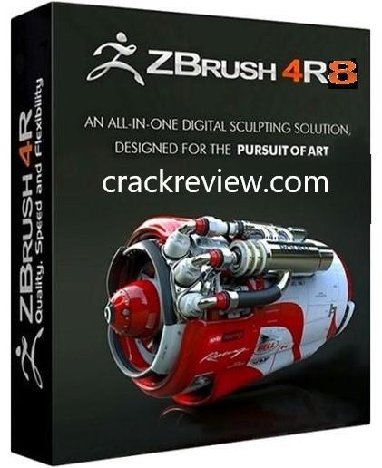 ZBrush 2020.1.3 Crack + Keygen Torrent Full Download