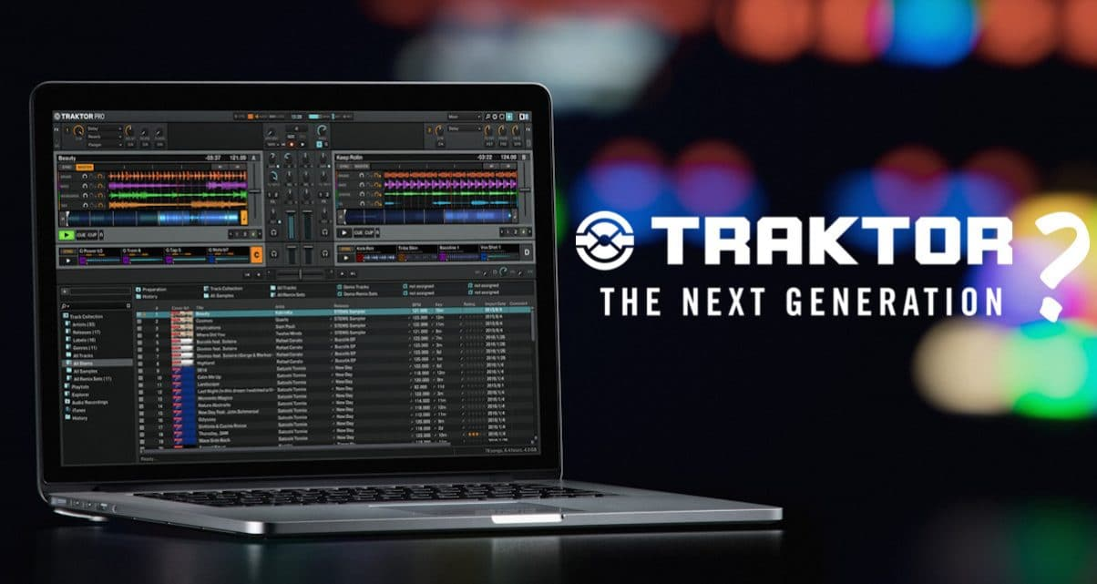 Traktor Pro 3 2 Crack [Mac + Windows] Full Torrent 2019 Is Here