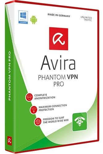 Avira Phantom VPN 2.15.2 Crack + Torrent Free Download [Latest]