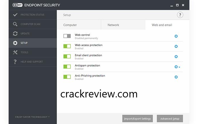ESET Endpoint Security 7.1.2100.4 Crack + Key 2020 Download