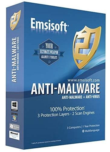 Emsisoft Anti-Malware 2020.6.0 Crack + License Key Full Download