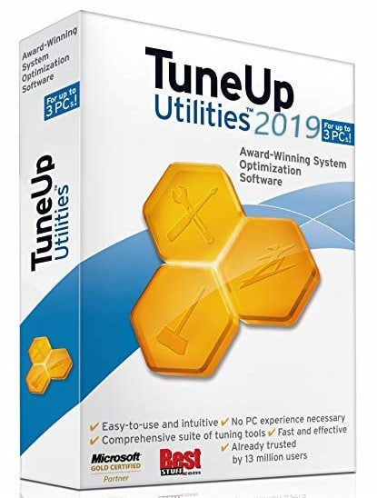 TuneUp Utilities 2019 Crack + Keygen Full Serial Key [Lifetime]