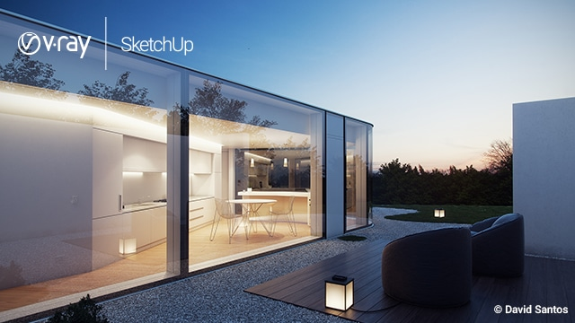 Vray for SketchUp 2019 Crack Full Version Download