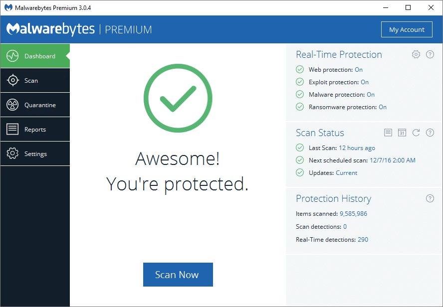 Malwarebytes Anti-Malware 3.8.3 Crack + Serial Key Download