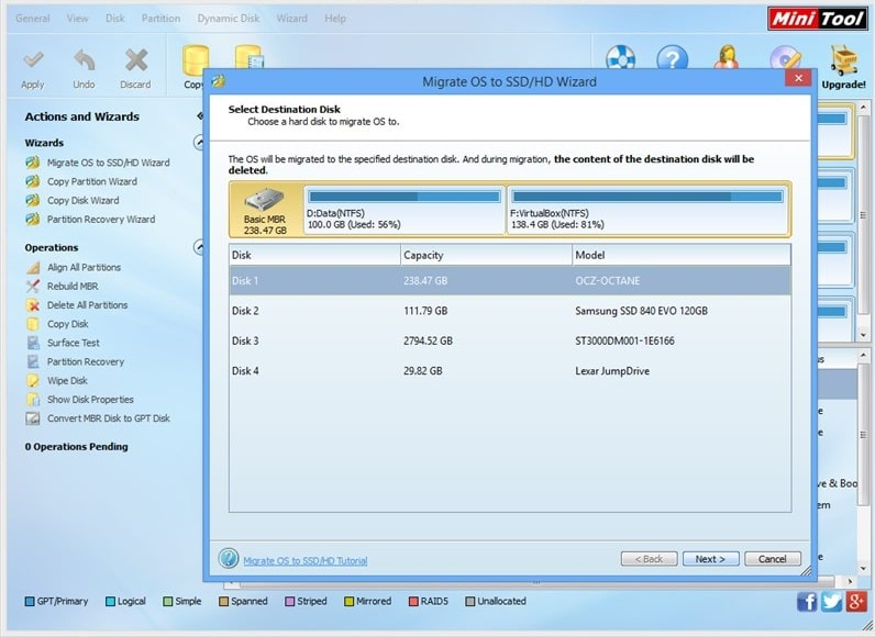 MiniTool Partition Wizard 12.1 Crack + License Key 100% Free Download