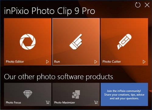 InPixio Photo Editor 9.0.1 Crack + Serial Key Full Download