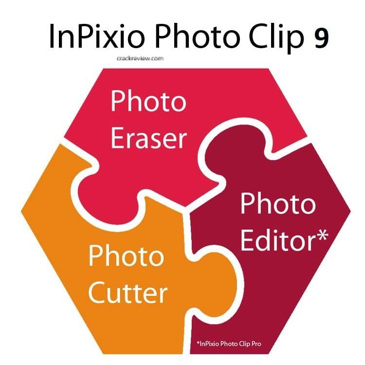 Inpixio Photo Clip 9 Professional Crack Full Keys download 2019