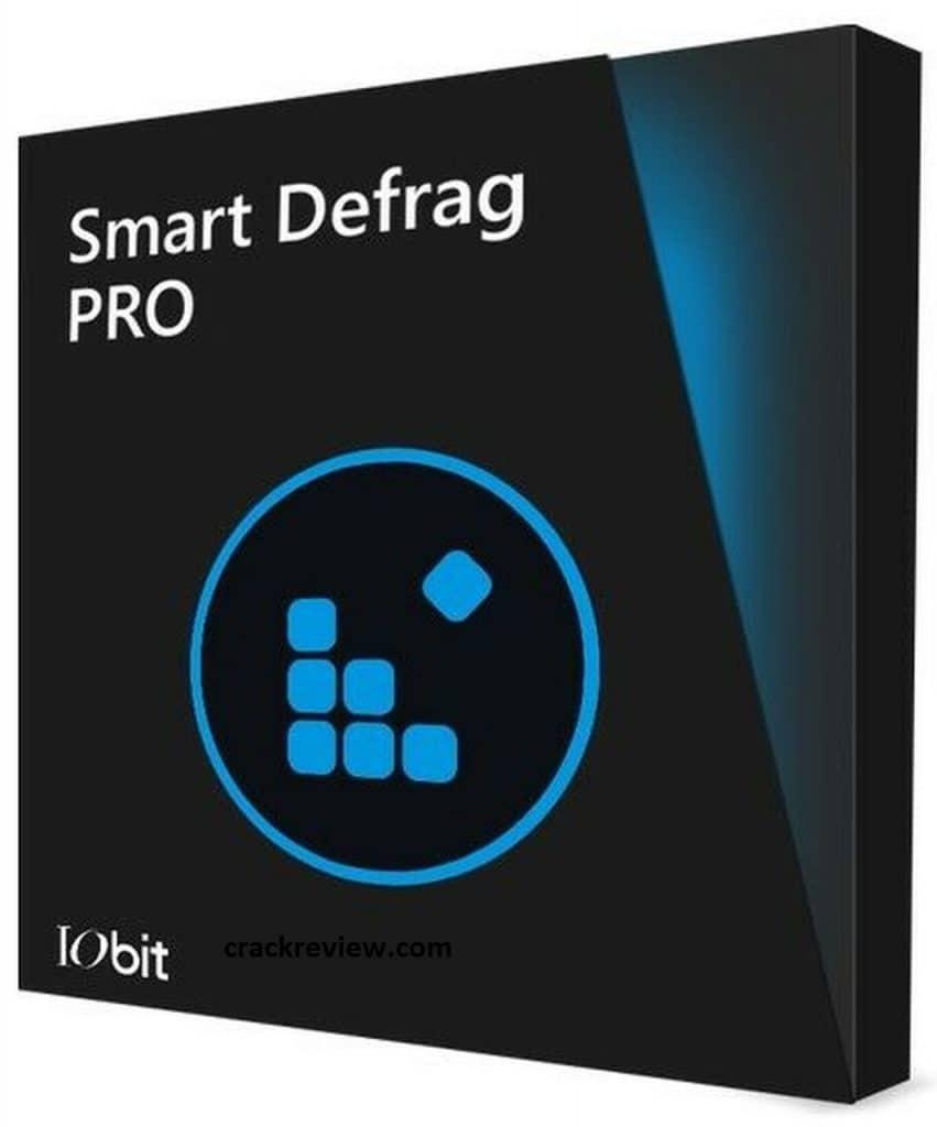 IObit Smart Defrag Pro 6.5.5 Crack + License Key Download 2020