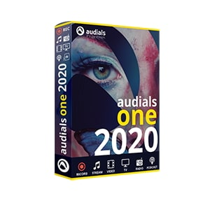 Audials One 2020.2.41.0 Crack + License Key Full Download