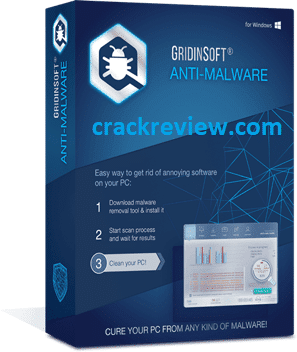 GridinSoft Anti-Malware 4.1.23 Crack + License Key Full Download