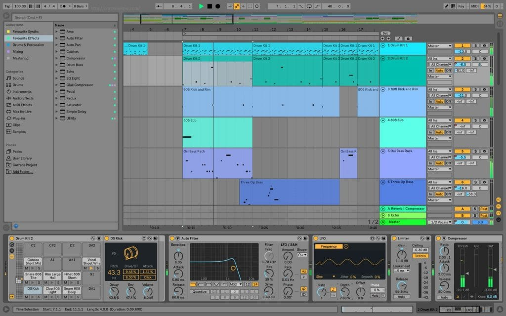 Ableton Live 10.1.17 Crack + Keygen Full Torrent Download